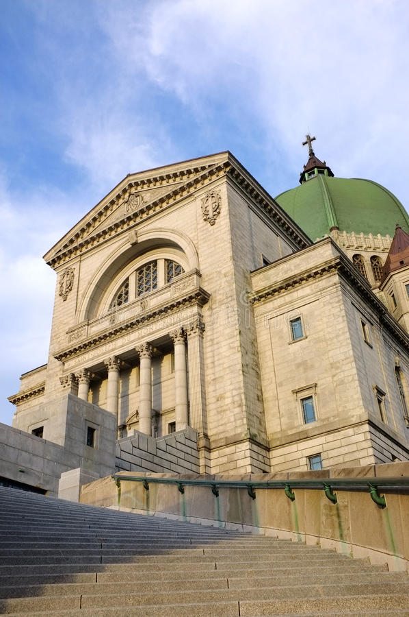 Download Montreal stock image. Image of mount, site, christianity - 25303427