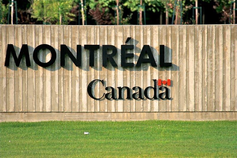 Montreal, Canadá imagenes de archivo