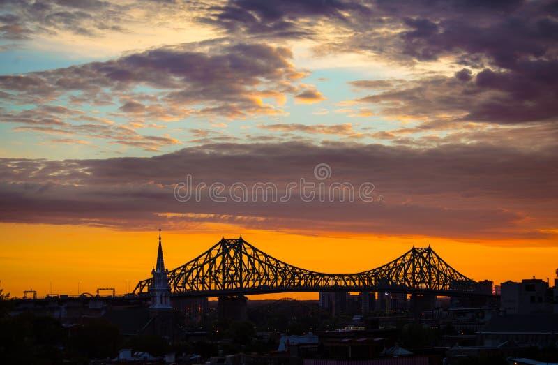 Montreal Canadá foto de archivo libre de regalías