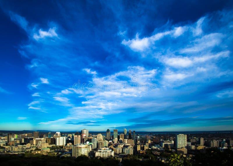 Montreal Canada immagine stock libera da diritti