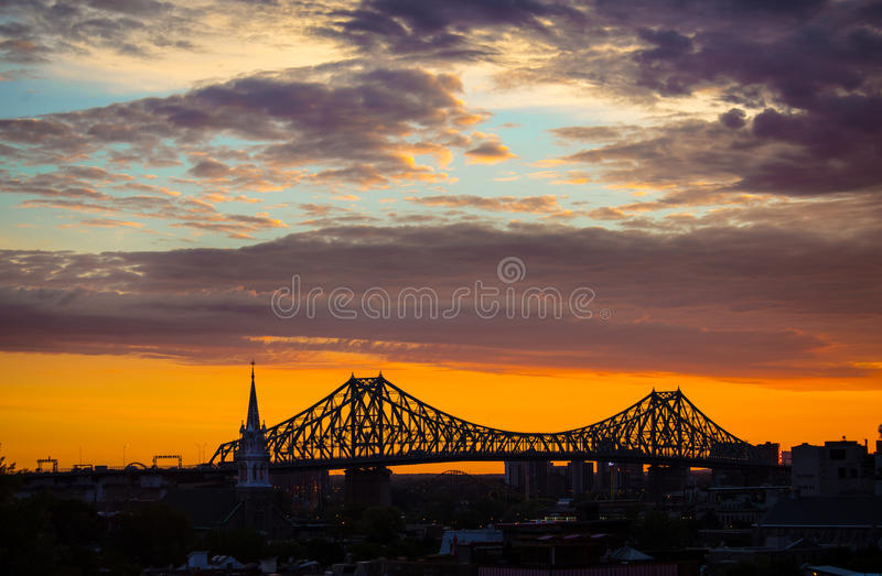 Montreal Canada fotografia stock libera da diritti