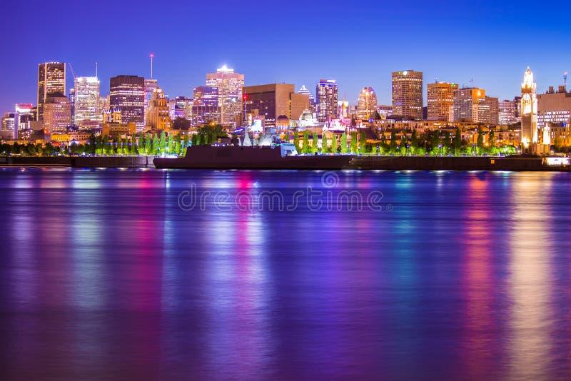 Montreal Canada fotografia stock