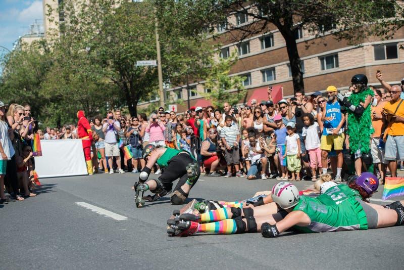 Montreal Simon: My Wonderful Gay Pride parade