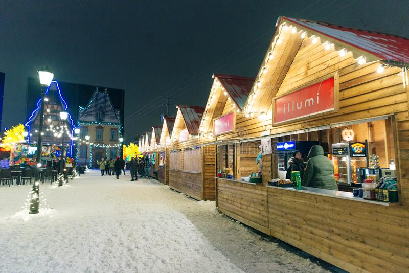 Christmas Markets In Montreal 2021