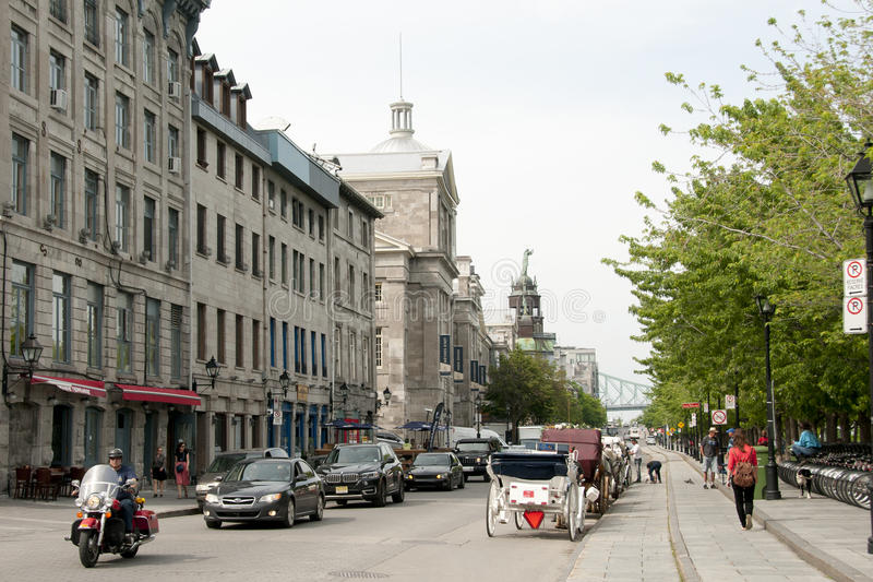 MONTREAL, CANADA - May 29, 2015: stock photography