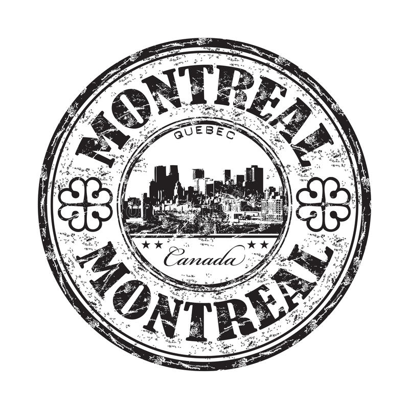 Download Montreal Grunge Rubber Stamp Stock Vector - Image: 26620635