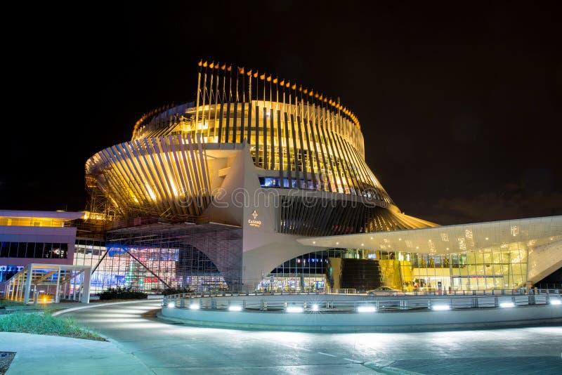 Montreal-Kasino stockfotografie