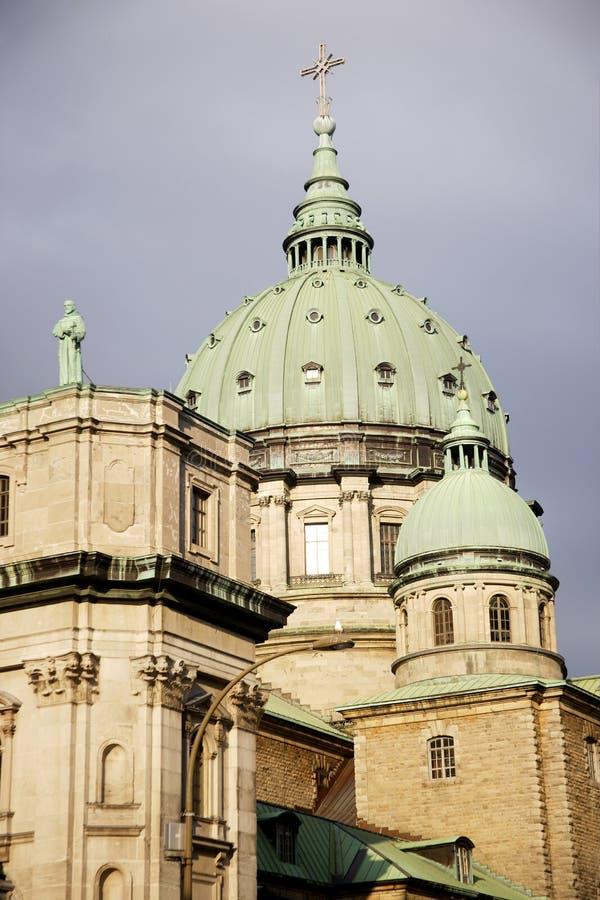 Montreal kościoła zdjęcia stock