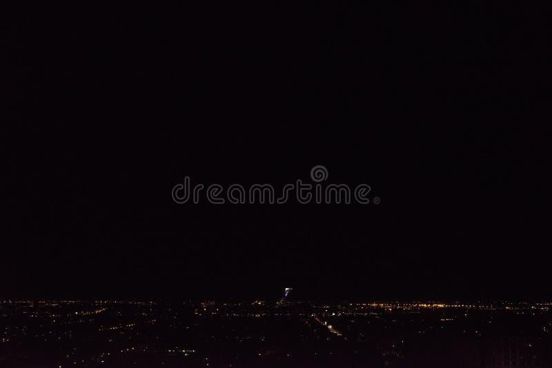 montreal noc zdjęcia stock