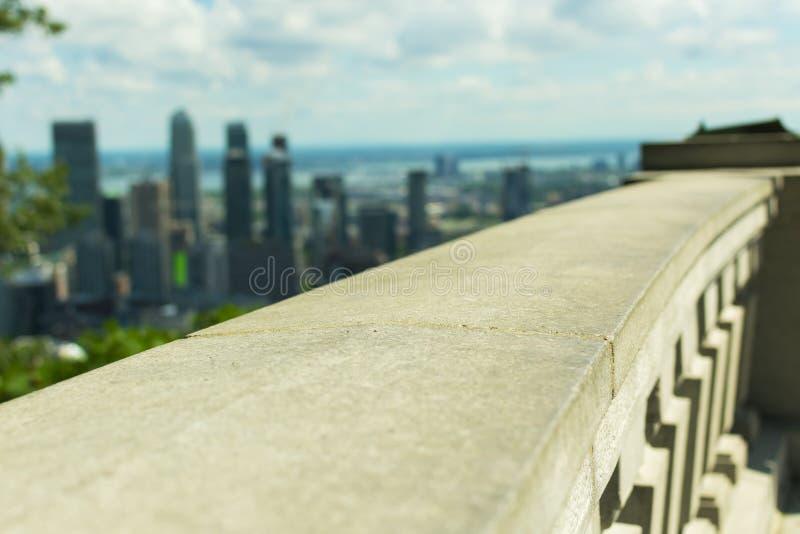 Montreal-Stadt lizenzfreie stockbilder