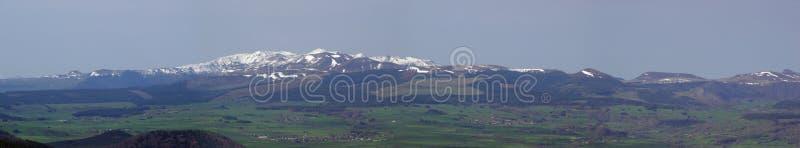 Monts Dore image libre de droits