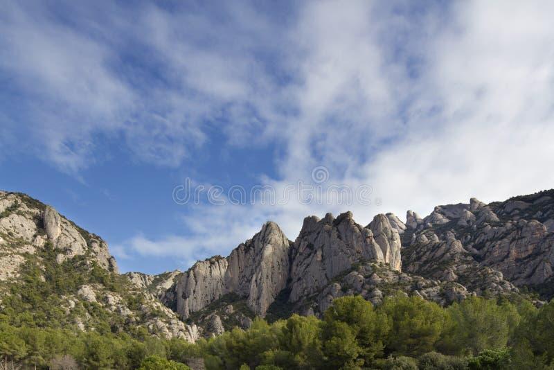 Montserrat image libre de droits