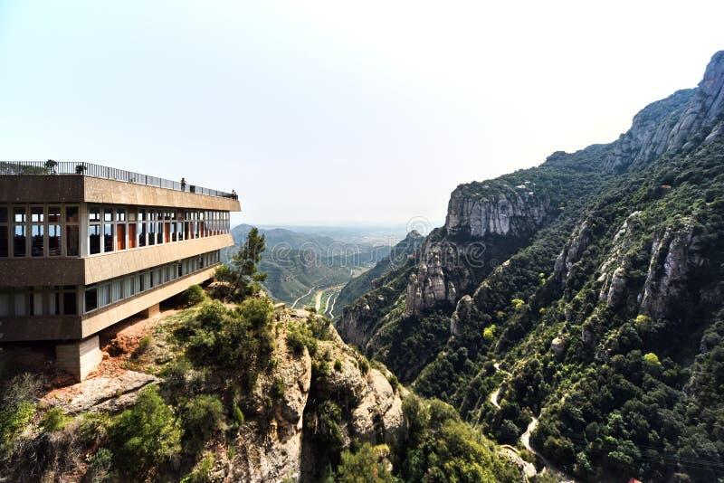 Montserrat obraz royalty free