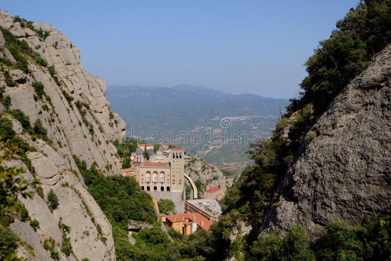 Montserrat fotografia royalty free