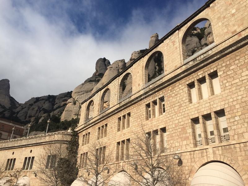 Montserrat royaltyfri foto