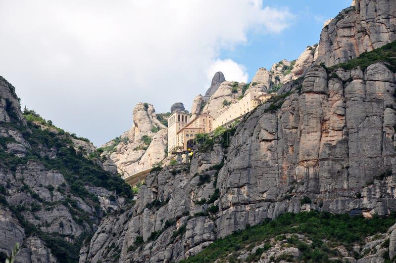 Montserrat Barcelona royalty-vrije stock foto