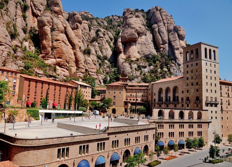 Download Montserrat, Spain stock photo. Image of blue, spain, holy - 15784076