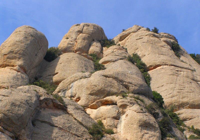 Montserrat, Spain stock photo