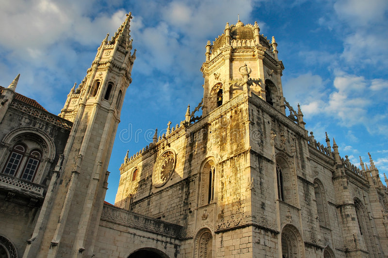 Download Monument stock image. Image of church, historic, lisbon - 169541