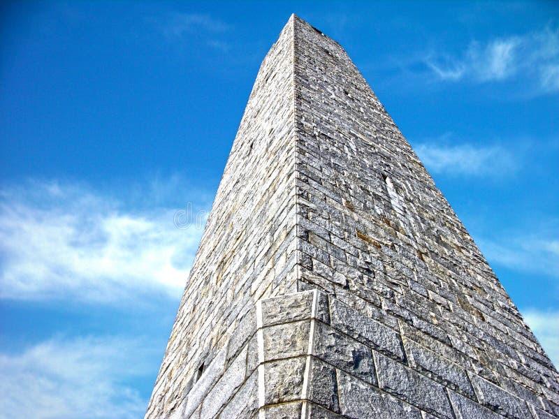 Monument stock image