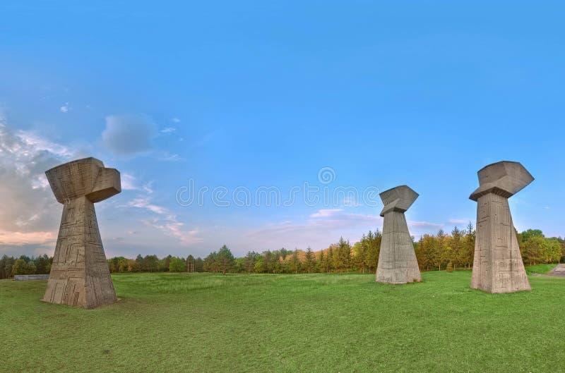 Monument royalty-vrije stock afbeeldingen