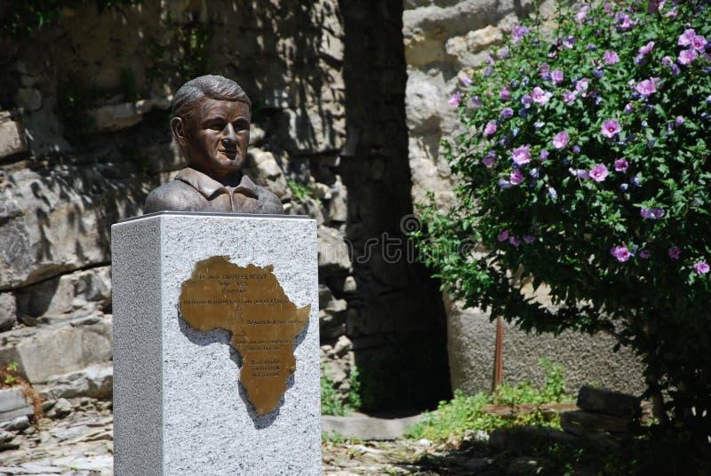 Monument aan Arts Maggi stock fotografie