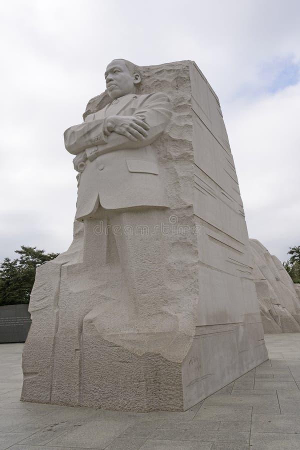 Monument aan een Groot Mens stock afbeeldingen