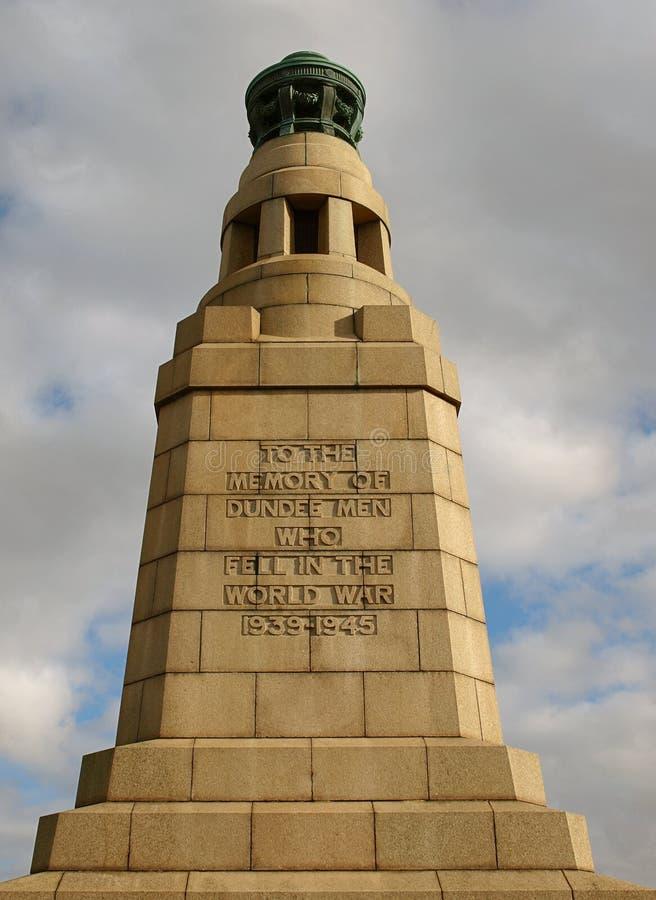 Monument aan slachtoffers van de oorlog royalty-vrije stock foto