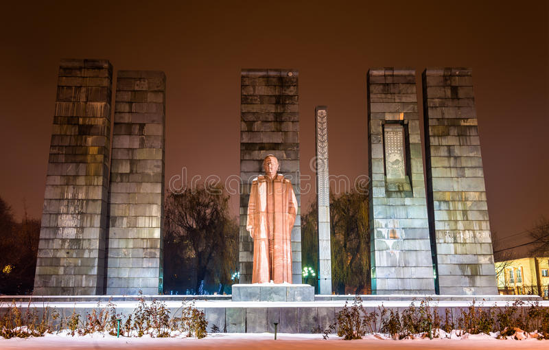 Download Monument For Alexander Myasnikyan In Yerevan Stock Image   Image  Of Exterior, Memorial: