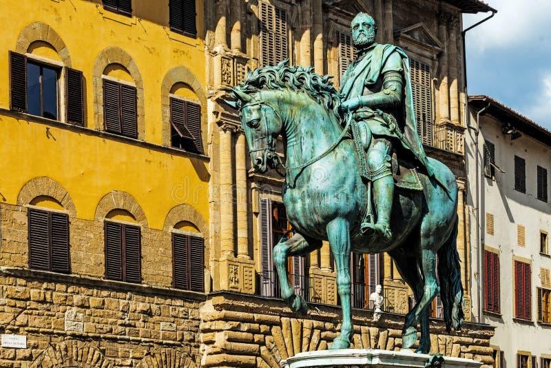 Monument au dei Medici de Cosimo di Giovanni photo stock