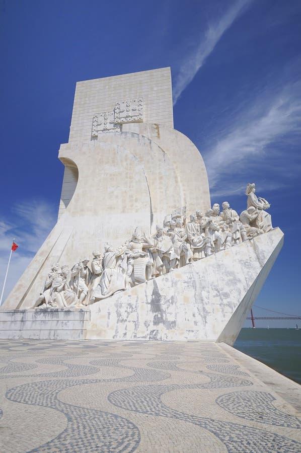 Monument aux découvertes photographie stock
