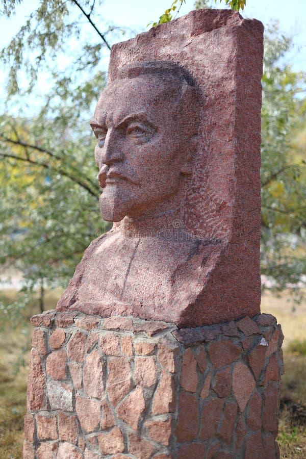 Monument av Feliks Dzerzhinsky royaltyfri foto
