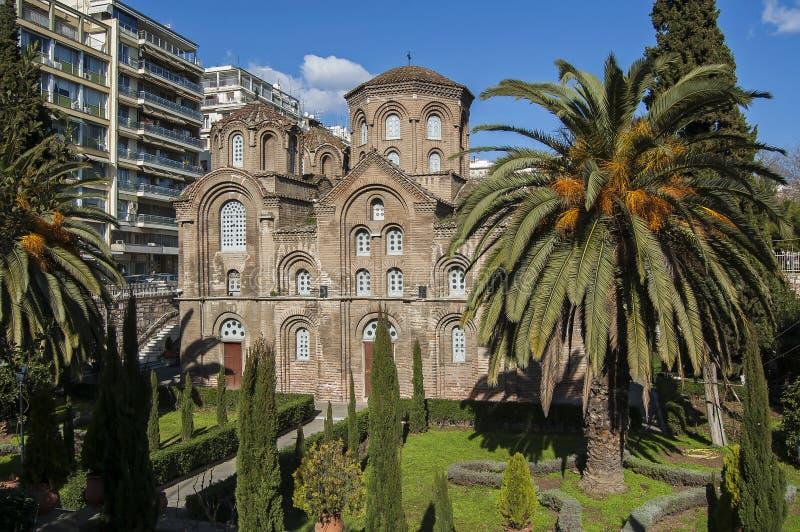 Monument bizantin de Salonique photo stock