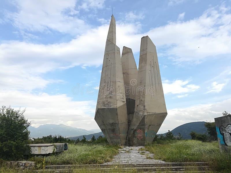 Monument bulgare photos libres de droits