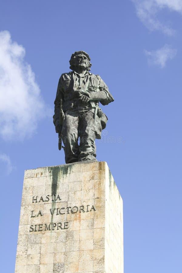 Monument for Che Guevara in Cuba. Che Guevara Monument, Plaza de la Revolution in Santa Clara, Cuba stock image