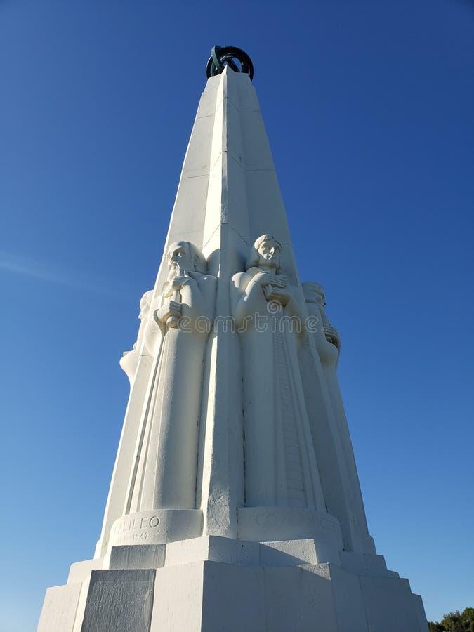 Monument d'astronomes image libre de droits