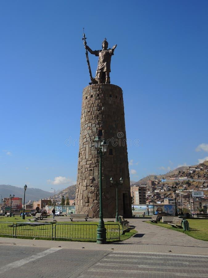 Download Monument D'Inca Dans Cusco, Pérou Image éditorial - Image du landmark, ciel: 77157785