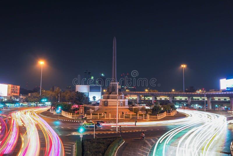 Monument dans la ville centrale photographie stock libre de droits