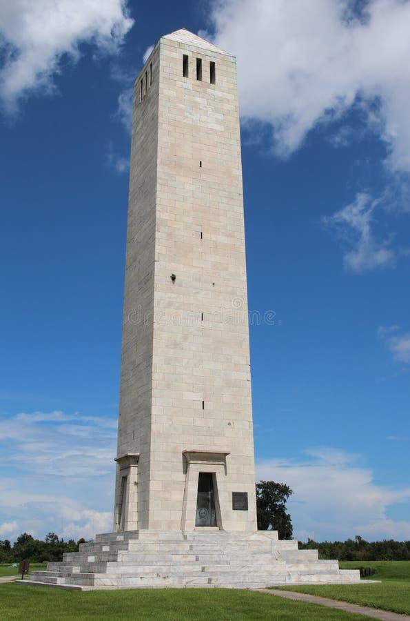 Monument de Chalmette images stock