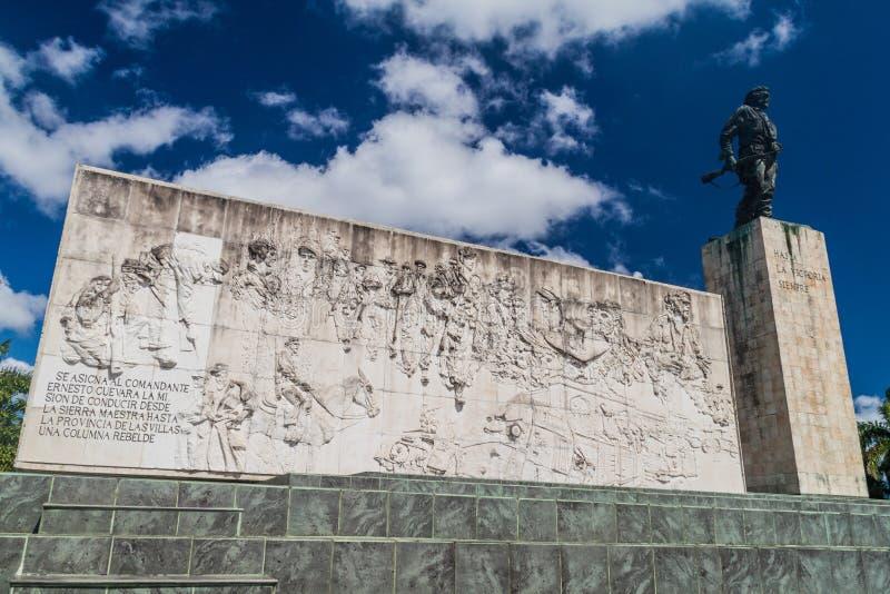Monument de Che Guevara en Santa Clara, Cu images libres de droits