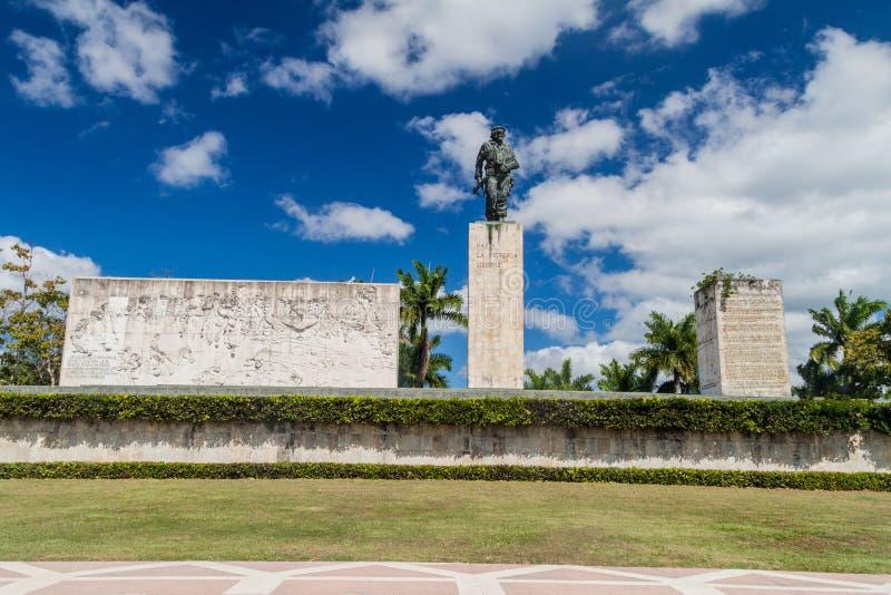 Monument de Che Guevara en Santa Clara, Cu photo stock
