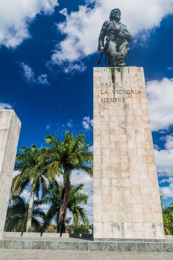 Monument de Che Guevara en Santa Clara, Cu image stock