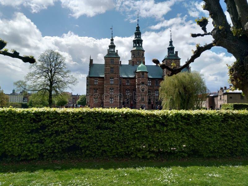 Monument de Copenhague photo stock