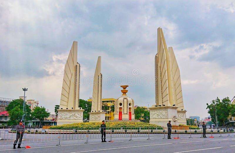 Monument de démocratie image stock