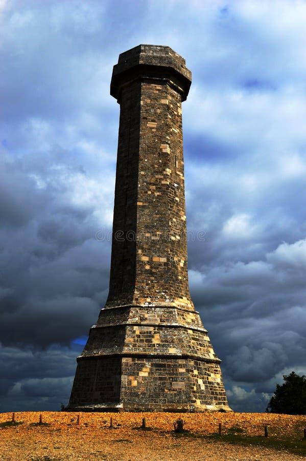 Monument de Hardys photo stock