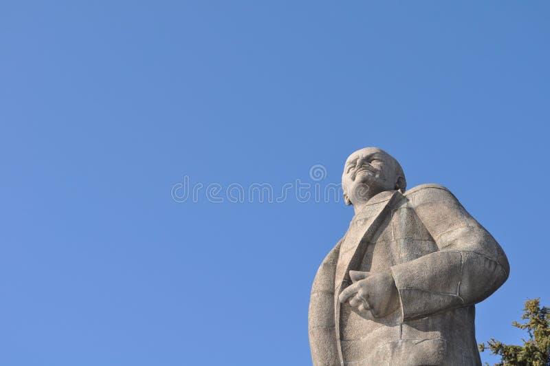 Monument de Lénine image stock