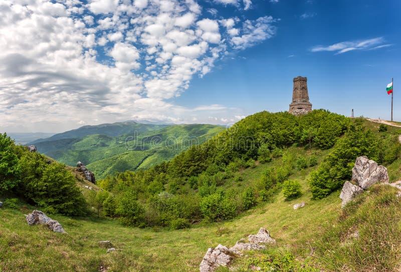 Monument de liberté de Shipka photos libres de droits