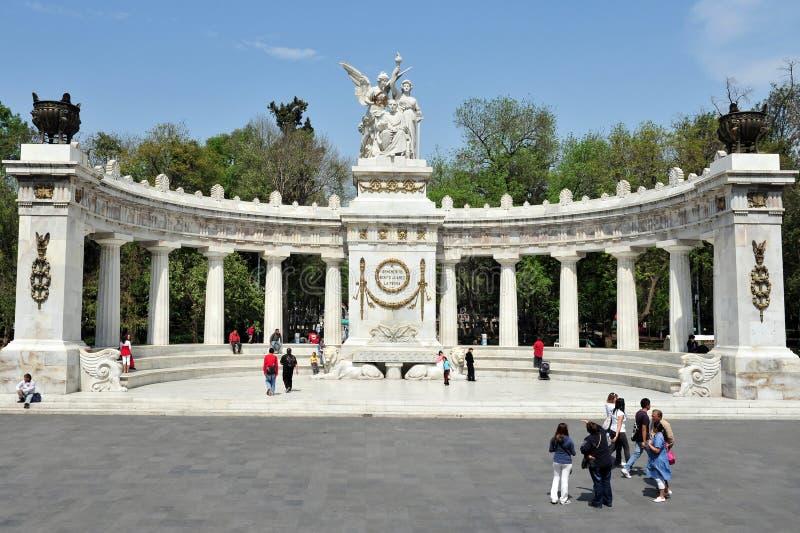 Monument de Mexico image libre de droits