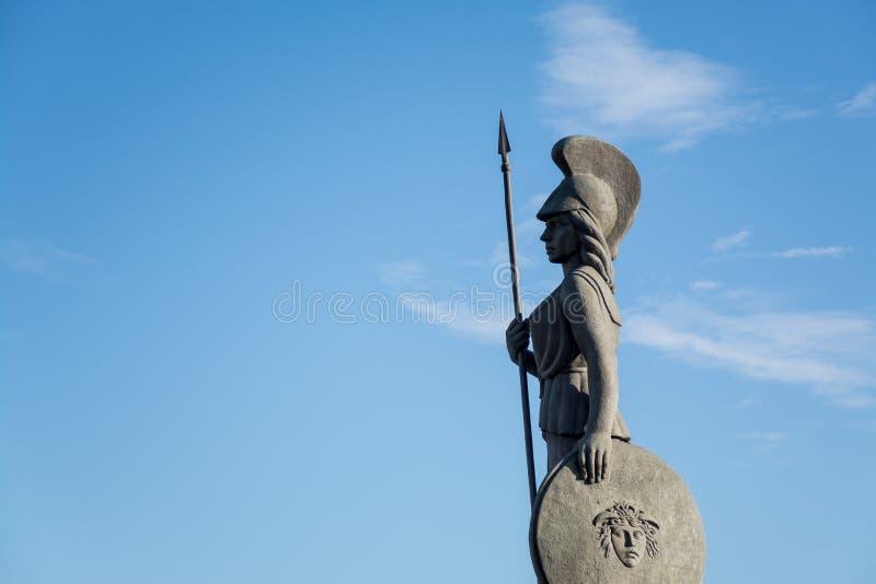 Monument de Minerva de La à Guadalajara, Mexique photos stock