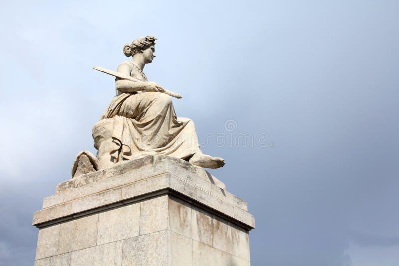 Monument de Paris photographie stock